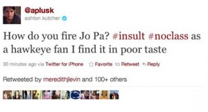 ashton kutcher worst celebrity tweets
