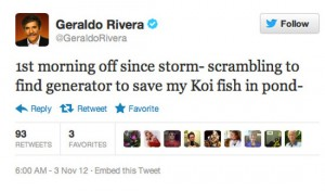 geraldo rivera worst celebrity tweets