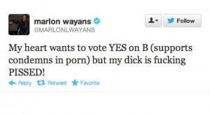 marlon wayans worst celebrity tweets