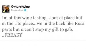 murphy lee worst celebrity tweets