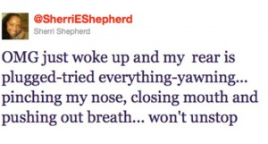 sherri shepherd worst celebrity tweets