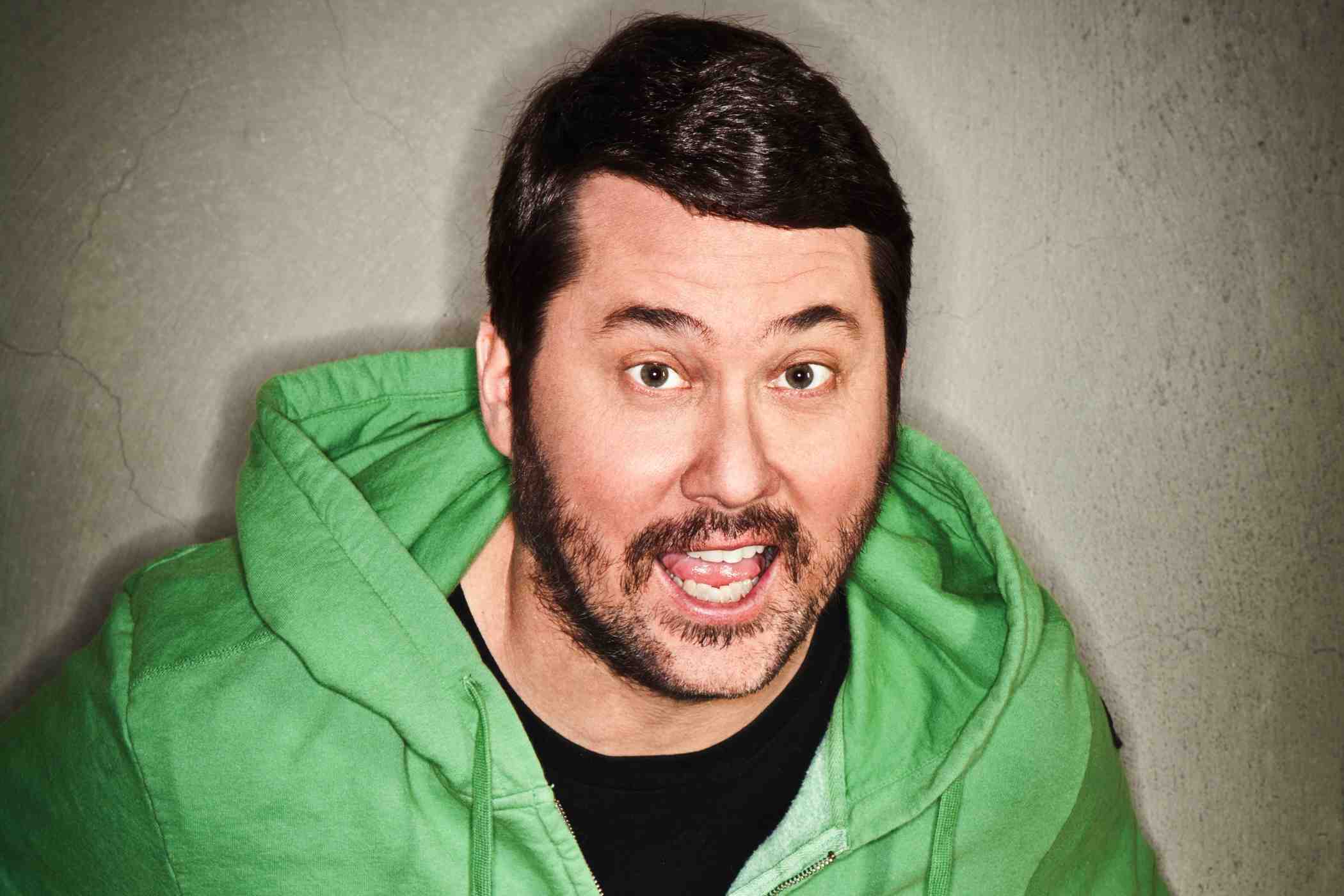 Doug Benson Green Jacket